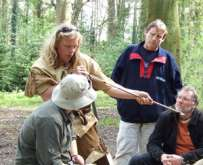Will Lord discussing the use of the arrow
