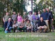 Bushcraft Course Group
