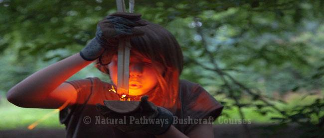 Natural Pathways Bushcraft Courses