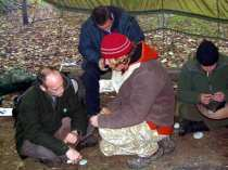 Flintknapping Course Photo