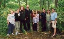 WildernessFamilies Camp Aug 2005